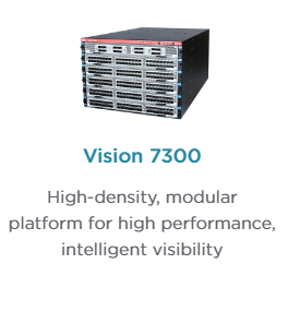 Ixia's Vision 7300 Network Packet Broker