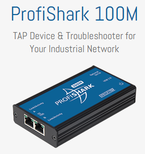 ProfiShark 100M - Tap Device and Network Troubleshooter