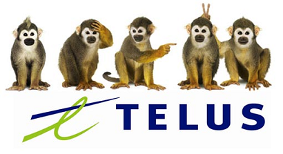 Telus matches Bell's 4C LTE-A footprint; launches SD-WAN NaaS solution