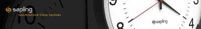 Sapling Introduces New Slim Line Analog Clocks!