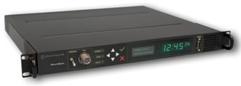 Spectracom SecureSync GPS Time Server