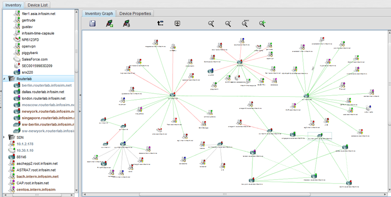 Network Discovery Software
