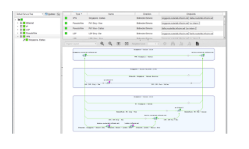 Infosim's StableNet® - Advanced Path & Servie Analysis