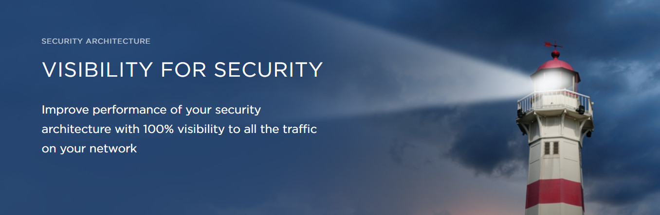 IXIA Visibility for Security
