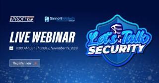 Webinar: Let's Talk Security