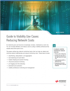 Simple, Effective Solutions to Contain Network Costs