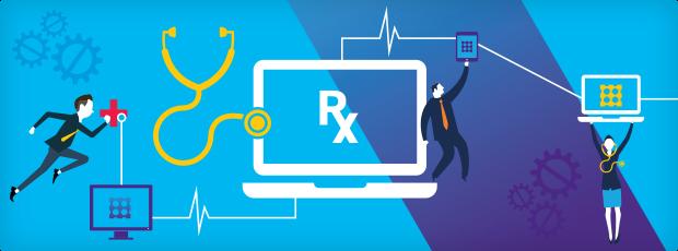 Healthcare IT Reveals Network Rx