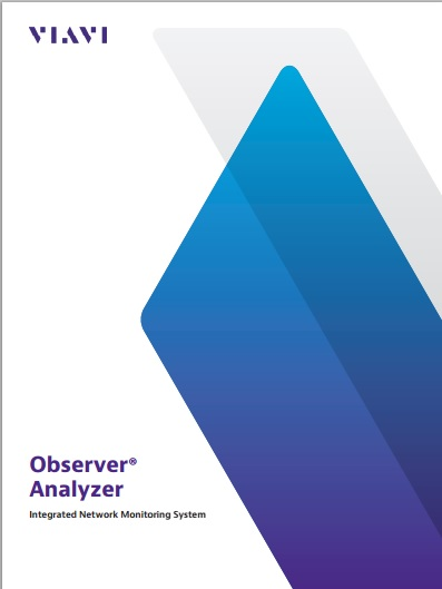 Observer Analyzer Brochure