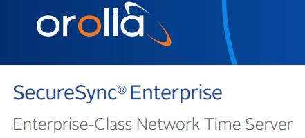 SecureSync Enterprise Network Time Server Datasheet